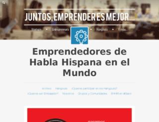 emprenderhhm.com screenshot