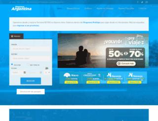 empresaargentina.com.ar screenshot