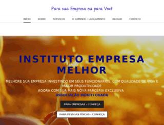 empresamelhor.org.br screenshot