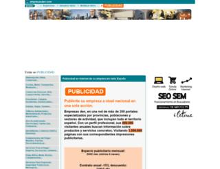 empresasden.com screenshot