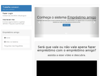 emprestimoamigo.com.br screenshot