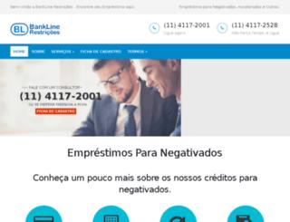 emprestimoparanegativadobr.com.br screenshot