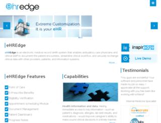 emr-anywhere.com screenshot