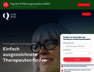 emr.ch screenshot