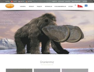 emretas.com.tr screenshot