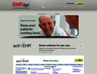 emrlogic.com screenshot