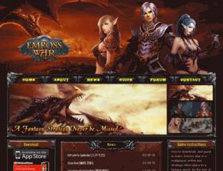 emrosswar.com screenshot