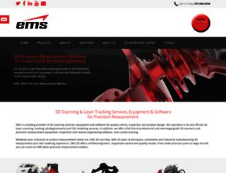 ems-usa.com screenshot