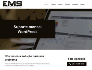 ems.eti.br screenshot