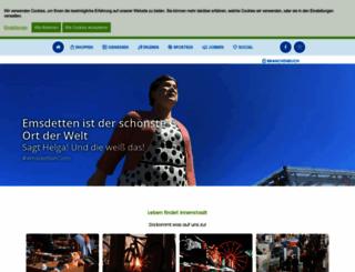 emsdetten-shop.de screenshot