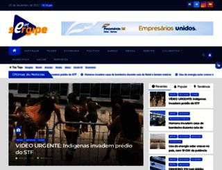 emsergipe.com.br screenshot