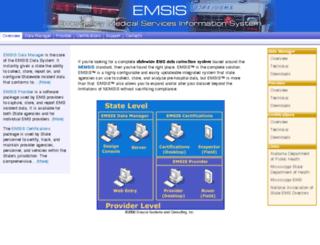 emsis.net screenshot