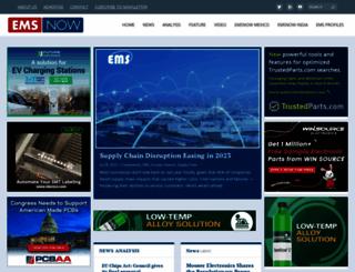 emsnow.com screenshot