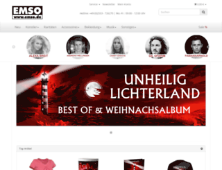 emso.de screenshot