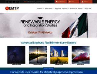 emtp.com screenshot