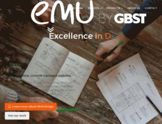 emu.com.au screenshot