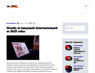 emudreams.pl screenshot