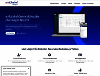 emukellef.com.tr screenshot
