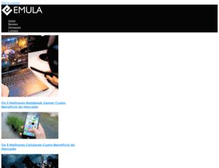 emula.com.br screenshot