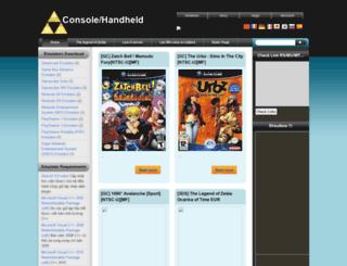 emulators-zone.blogspot.com screenshot