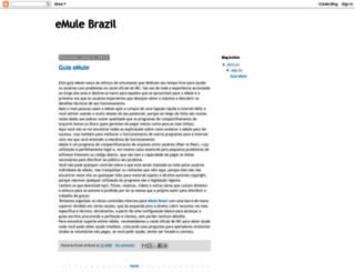 emulebrazil.blogspot.com screenshot