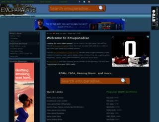 emuparadise.org screenshot