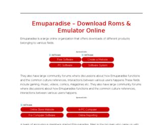 emuparadisereview.com screenshot