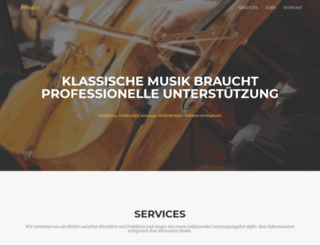 emusici.com screenshot