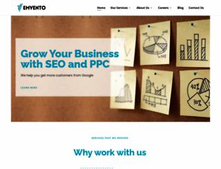 emvento.com screenshot