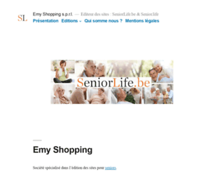 emy-shopping.com screenshot