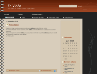 en-video.eu screenshot