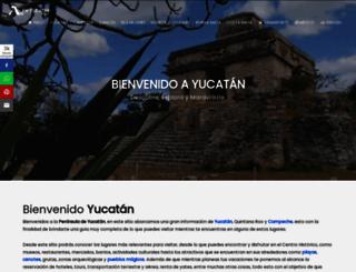 en-yucatan.com.mx screenshot