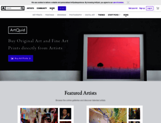 en.artquid.com screenshot