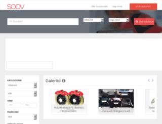 en.autopluss24.ee screenshot