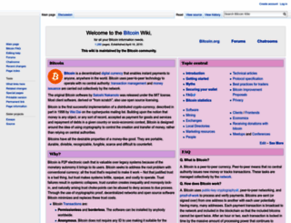 en.bitcoin.it screenshot