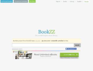 en.bookzz.org screenshot