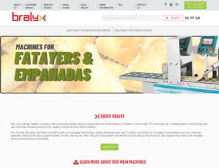 en.bralyx.com screenshot