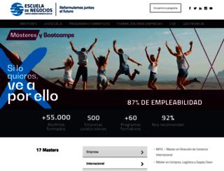 en.camaradesevilla.com screenshot
