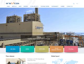 en.cgnpc.com.cn screenshot