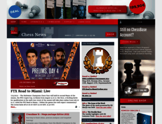 en.chessbase.com screenshot