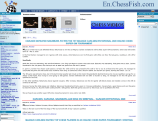en.chessfish.com screenshot