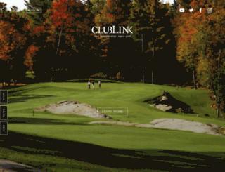 en.clublink.ca screenshot