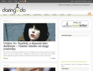 en.daringtodo.com screenshot