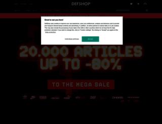 en.def-shop.com screenshot