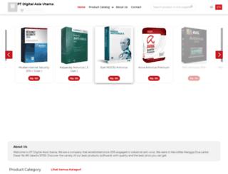 en.digitalasiautama.web.indotrading.com screenshot