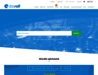 en.dotroll.com screenshot