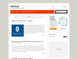 en.dzemploi.org screenshot