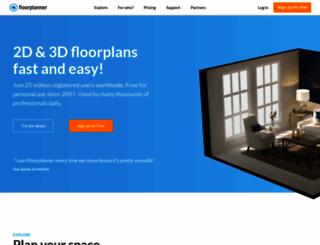 en.floorplanner.com screenshot
