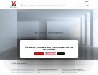 en.groupev33.com screenshot