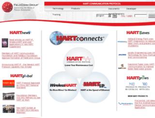 en.hartcomm.org screenshot